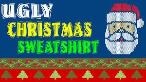 the human santapede ugly christmas sweater teezily buy create