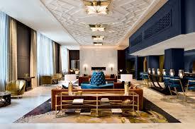 Hospitality Interior Design Hotel Allegro Architect Magazine Grec Architects Chicago Il