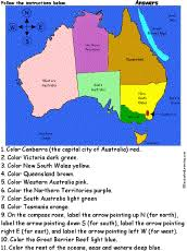 territories of australia map australia states and territories zoomschool