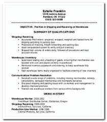 Warehouse Resumes Warehouse Inventory Cover Letter New Warehouse Supervisor Cover