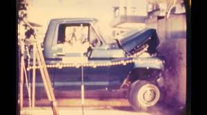 1979 ford f 350 frontal crash test by nhtsa crashnet1 youtube
