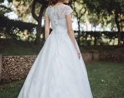 custom wedding dress etsy