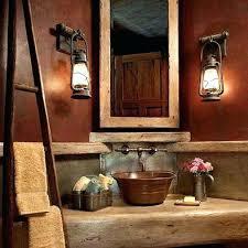 rustic bathroom ideas small rustic bathroom ideas bathroom small rustic cabin design