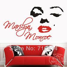 Marilyn Monroe Themed Bedroom by B Z D Free Shipping Font B Marilyn B Font Font B Monroe B Font Jpg