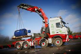 new volvo fh truck diamond h u0027s first volvo takes truck mounted cranes to new heights