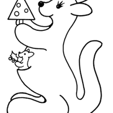 Coloring Pages Small Animals Archives Mente Beta Most Complete Small Coloring Pages