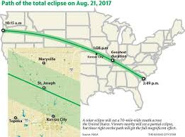 Kansas how fast does light travel images Where to see the eclipse in kansas and what to expect the