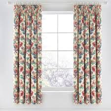 sanderson chelsea curtains ready made curtains glasswells