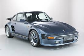 porsche 930 turbo flatnose porsche 911 turbo coupe sport equipment flatnose rhd 1989