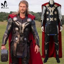 thor costume aliexpress buy age of ultron thor costume