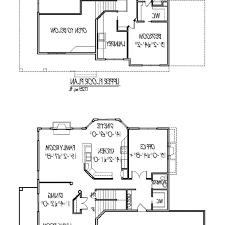 modern 2 story house plans modern two story house plans 2 floor house two storey two story