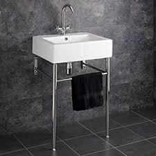 Free Standing Bathroom Sink Vanity Sinks Marvellous Free Standing Bathroom Sink Free Standing