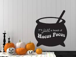 halloween decal hocus pocus decal halloween wall decal