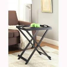 Folding Tray Table Set Folding Tray Table At Brookstone Buy Now