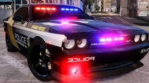 Dodge Challenger Police Car - lcpd highway patrol seu final dodge challenger srt8 shot 2