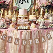 candy bar baby shower hot sale candy bar kraft paper cardboard bunting banner sign baby