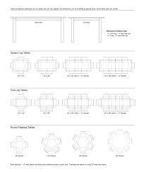 Round Table Seating Capacity General Information General Information