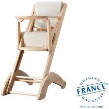 chaise haute b b pliante chaise haute combelle elisa design à la maison