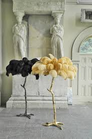 ostrich feather l shade decor everything feathers the feather