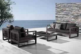 Contemporary Outdoor Patio Furniture Modern Patio Furniture Bringing Indoor Living Into Outdoor