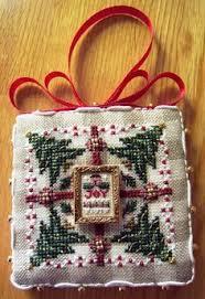 ornament tutorial cross stitch stitch and magazines