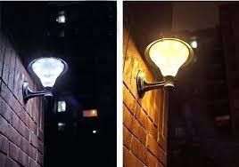 outside wall mounted led lights solar outside wall light solar outdoor led light fixture pole post