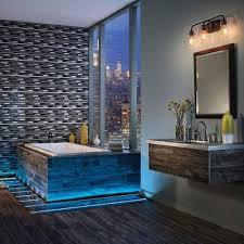 Kichler 45459 Braelyn 3 Light 24 Wide Vanity Light Bathroom Fixture Three Light Bathroom Fixture