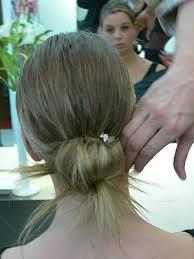 Hochsteckfrisurenen Nackenknoten by Frisuren Beratung Hochsteckfrisuren Tiefer Nackenknoten