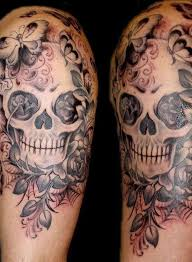 32 best images about tattoos on sugar skull tattoos the