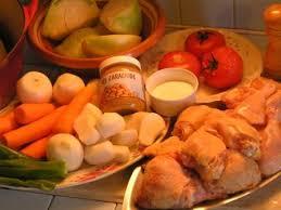 cuisine africaine poulet les arts anciens d afrique recette poulet mafé
