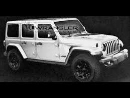 jeep wrangler forum 2018 jeep wrangler 4th exterior leaked by jl wrangler forum