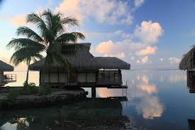 exotic intercontinental moorea resort and spa