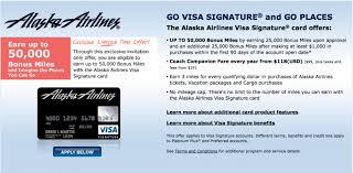 Alaska travel visas images 50 000 mile sign up bonus on the alaska airlines visa the points guy png
