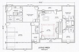 Rambler Plans by Astonishing Rambler House Plans With Basement 35 In Simple Design