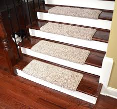 Dark Wood Banister Accessories Carpet Stair Treads For Flooring Accessories Stairs