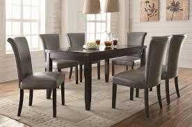 coaster newbridge 7 piece dining table u0026 chair set coaster fine