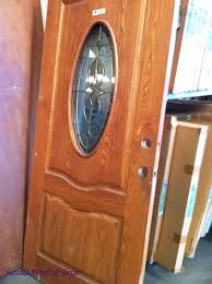 Replace Broken Window Glass Second Wind Of Texas How To Economically Replace Leaded Glass In Door