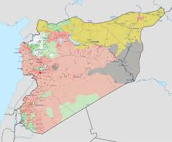 World Map Syria by File Syrian Civil War Map Svg Wikimedia Commons