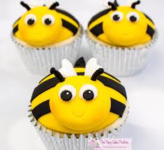 bumble bee cupcakes the fairy cake seasonal cupcakes