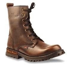 buy boots cheap india buy bacca bucci leather boots brown at best price in india