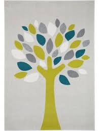 Green Kids Rug Benuta Magic Tree Kids Rug Order Favourable Online