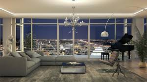 the penthouses