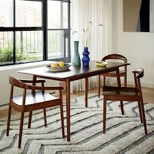 west elm expandable table other stylish century dining room tables in mid expandable table