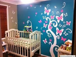 chambre bébé papillon décoration chambre bébé fille papillon bébé et décoration