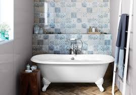 Carrelage Bleu Turquoise Salle De Bain by Carreaux De Ciment 20 Inspirations Qui Vont Vous Faire Craquer