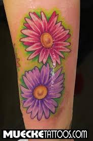 50 latest daisy tattoos ideas