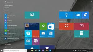 afficher sur le bureau windows 10 en vidéo découvrez la dernière build fournie par microsoft