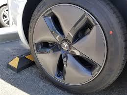 tire sizes info teslamotors