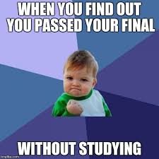 Studying For Finals Meme - ah finals imgflip