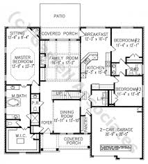 06054 edmonton lake cottage 1st floor plan cool house plans